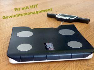 Waage Gewichtsmanagement II