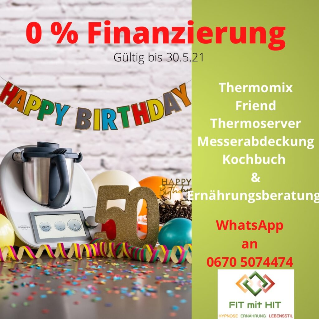 Therm0mix 0% Finanzierung