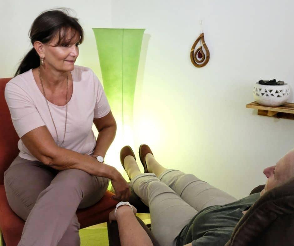 Hypnosesitzung