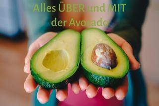 Alles ÜBER und MIT der Avocado